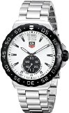TAG HEUER F1 MEN'S STAINLESS STEEL CASE DATE SAPPHIRE GLASS UHR WAU1111.BA0858 Reviews
