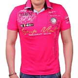 Camp Vlnt POLO (3XL-Slim, Pink LG-006)