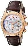 Armand Nicolet M03 Chronograph Date 18kt. Rose Gold 7154A-AN-P915MR8 Reviews
