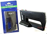 WICKES – JOIST AND STUD DETECTOR TIMBER PLASTER BOARD MIRROR TV BRACKETS PICTURES by Wickes